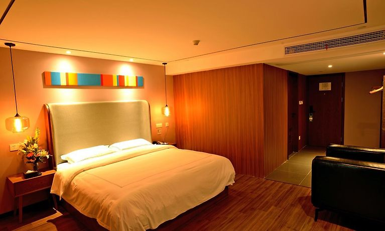 Warmly Administration Aparthotel Near Siec Suzhou | Online